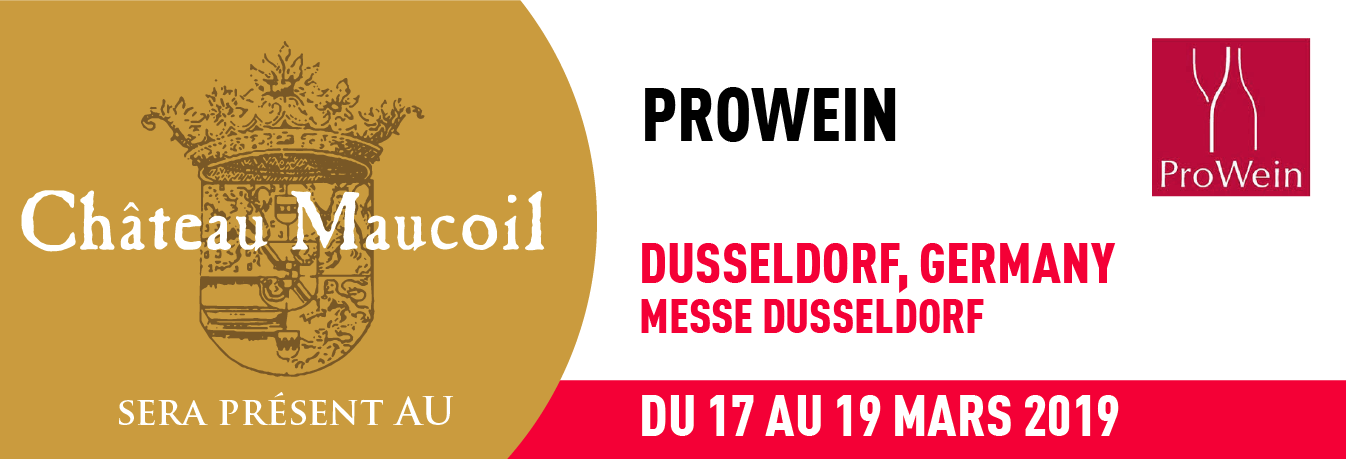 Chateau Maucoil - Prowein